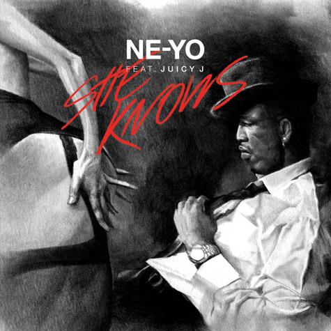 "New Music: Ne-Yo - ""She Knows"" ft. Juicy J"
