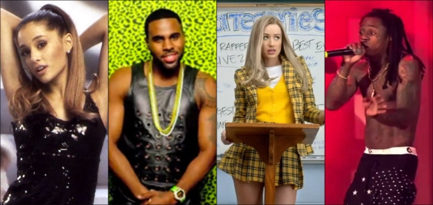 The Top 10 Songs Of Summer 2014