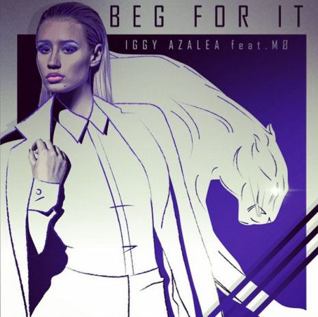 "Iggy Azalea Releases New Single ""Beg For It"" ft. Mo"