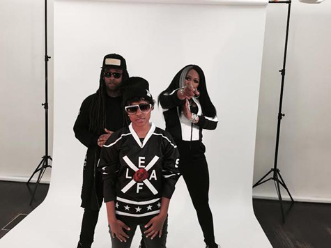 """Dej Loaf - """"Try Me (Remix)"""" ft. Ty Dolla $ign & Remy Martin"""