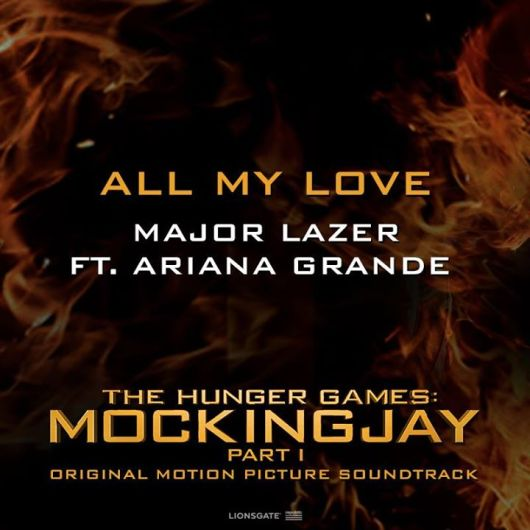"New Music: Major Lazer - ""All My Love"" ft. Ariana Grande"