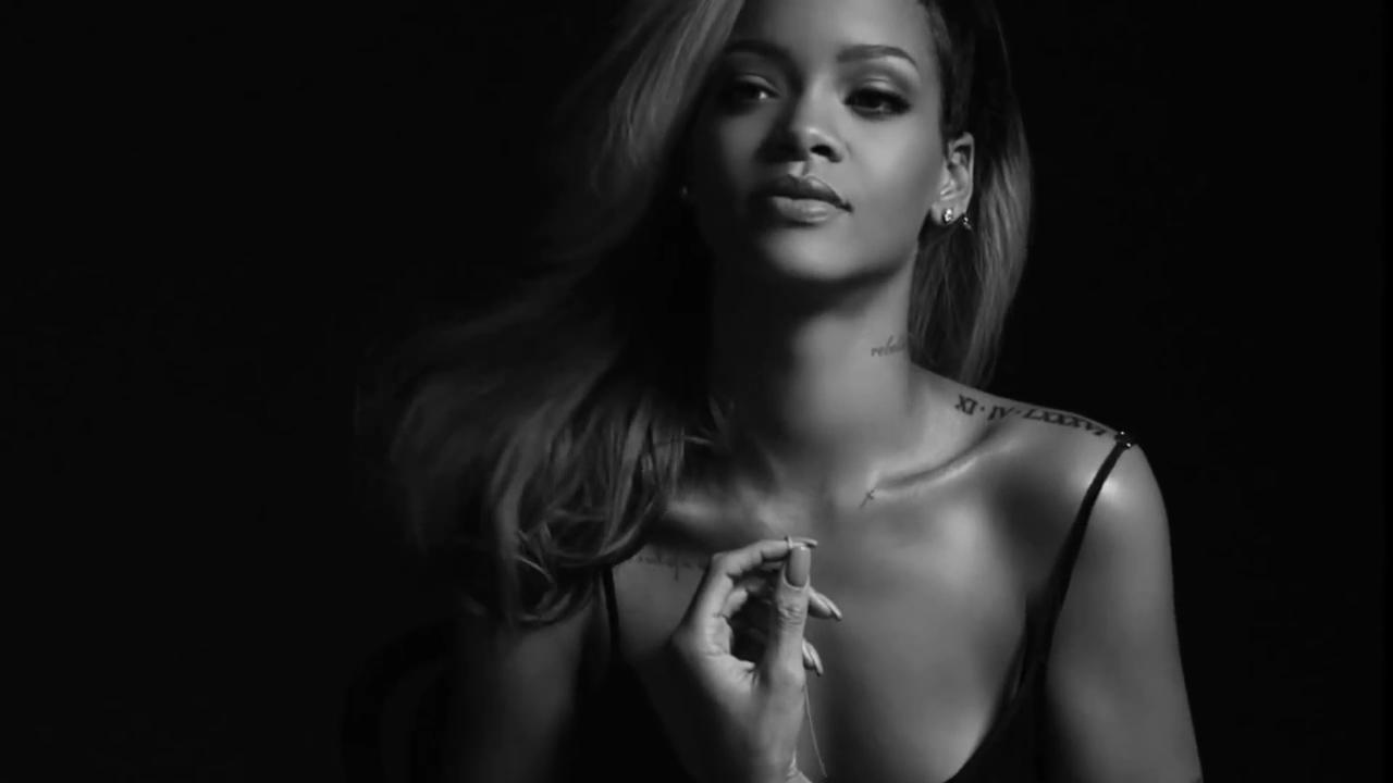 Rihanna's Cover Of M... Rihanna S