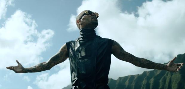 "Chris Brown Plugs In Karrueche For ""Autumn Leaves"" ft. Kendrick Lamar"