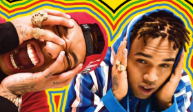 Chris Brown & Tyga Plug In Ty Dolla $ign, 50 Cent, Wale + More For 'Fan Of A Fan 2'
