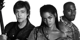 "Rihanna - ""Four Five Seconds"" ft. Kanye West & Paul McCartney"