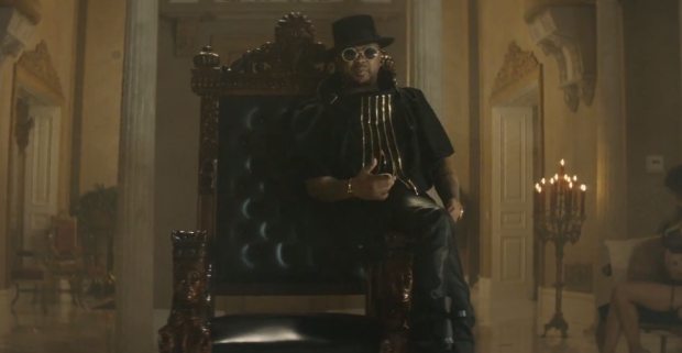 "The Dream & T.I. Hit Up A Mysterious Masquerade In ""That's My Sh*t"""