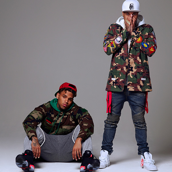 "New Music: Chris Brown & Tyga - ""B*tches & Marijuana"" ft. ScHoolBoy Q"