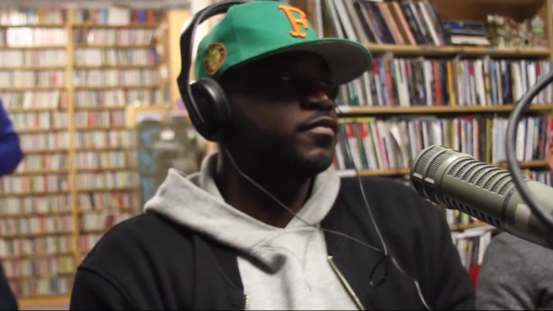 Hil Holla Freestyles On #BennettKnowsRadio