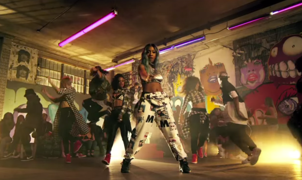 """Go Behind The Scenes Of Sevyn Streeter's """"Don't Kill The Fun"""" ft. Chris Brown"""