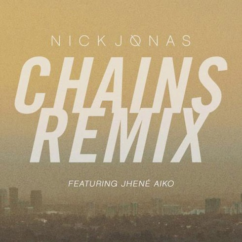 "Joe Jonas Plugs In Jhene Aiko For ""Chains (Remix)"""
