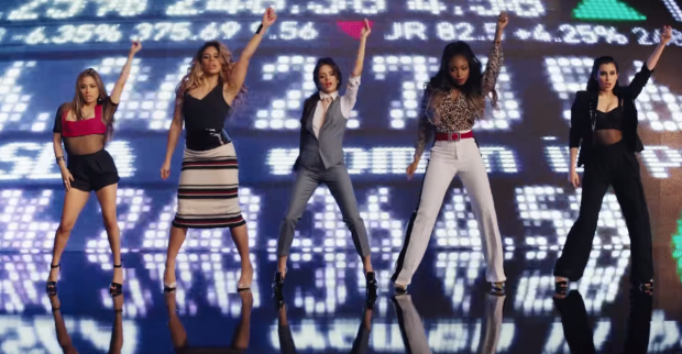 "Fifth Harmony debuts ""Worth It"" featuring Kid Ink"