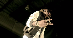 "Future Turns Blazes In ""F*ck Up Some Commas"""