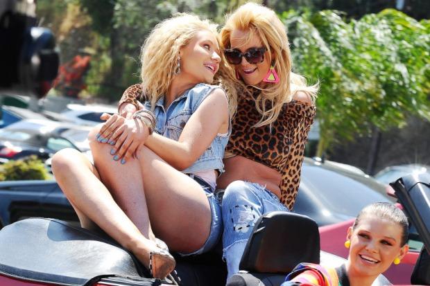 Iggy Azalea And Britney Spears Prepare New Single
