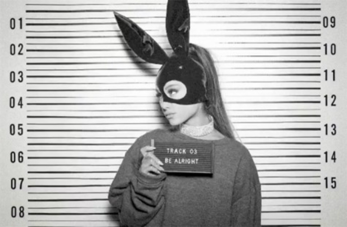 "New Music: Ariana Grande - ""Be Alright"""