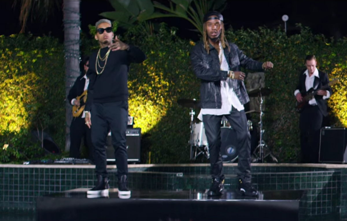 "New MV: Kid Ink Teams Up With Fetty Wap In ""Promise"""