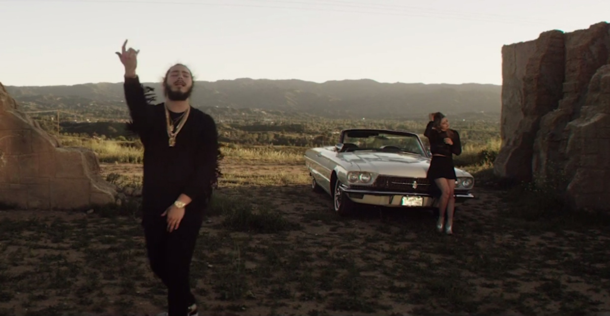 "New MV: Post Malone - ""Go Flex"""