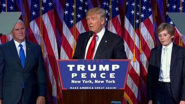 Celebrities Respond To President Elect Donald Trump