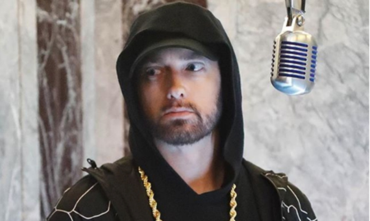 Eminem Draws The Line With 'Kamikaze' [Album Review]