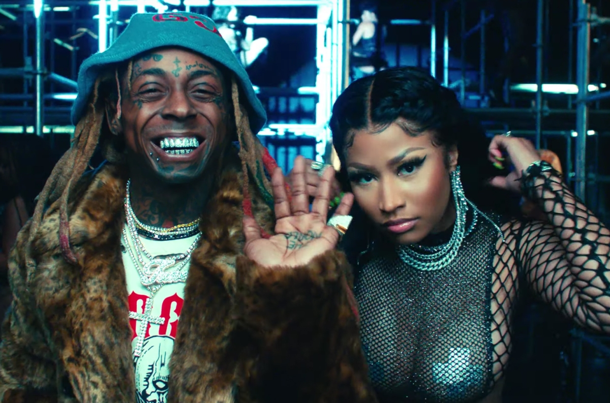 "ICYMI: Nicki Minaj - ""Good Form (Remix)"" ft. Lil Wayne"