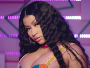 "Nicki Minaj Returns With New Single ""Megatron"""