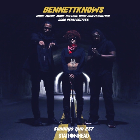 BennettKnows launches #BennettKnowsRadio on Stationhead. (February 2019).